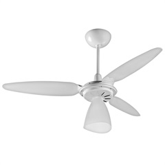 Ventilador Wind Light 3 Pás Branco 220v Ref.: 9283254    - Ventisol