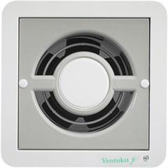 Ventokit Completo 150 Bivolt  - Westaflex