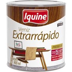 Verniz Extrarrápido Premium Incolor 900ml - Iquine
