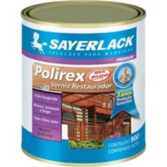 Verniz Polirex Mogno 3,6 Litros - Sayerlack