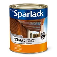 Verniz Sparlack Filtro Solar Brilhante Transparente 900ml  - Ypiranga