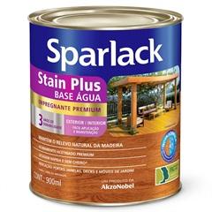 Verniz Sparlack Natural Mogno 1/4 Litros - Ref: 1149920304             - Ypiranga