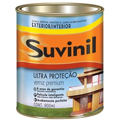 Verniz Ultra Proteção Imbuia 900ml  - Suvinil