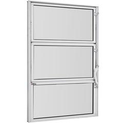 Viitro Basculante Vidro Mini Boreal 60x60 Pop Branco - Ebel