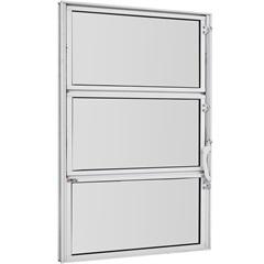 Viitro Basculante Vidro Mini Boreal 60x80 Pop Branco - Ebel