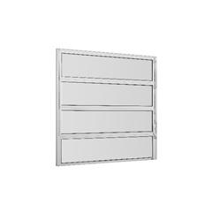 Viitro Basculante Vidro Mini Boreal 80x40 Pop Branco - Ebel