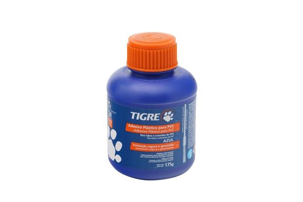Adesivo Plástico para Pvc Frasco com Pincel 175g - Tigre
