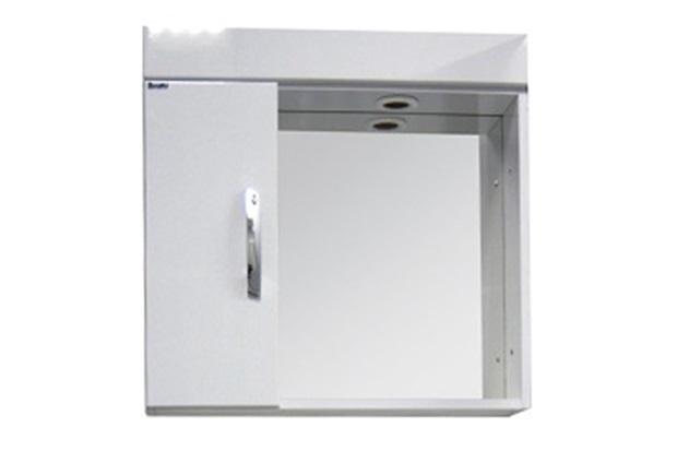 Armário Central Naple 62cm Branco  Bonatto  C&C -> Armario Banheiro Bonatto
