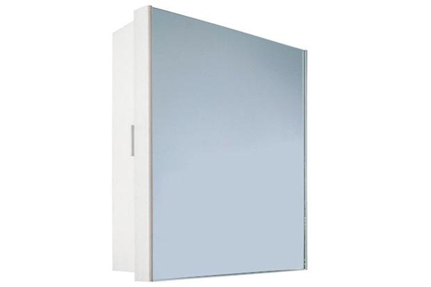 Armário Magnus 30 X 35 Cm Branco 120206  Ref520620  Expambox  C&C -> Armario De Banheiro Cec