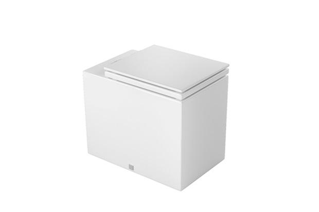 decoracao branco gelo:Bacia Convencional Cubo com Assento Branco Gelo P26c Deca Cód: 694096