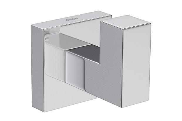 Cabide Quadratta Cromado Ref.: 2060 C83 - Deca