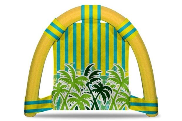 Cadeira Flutuante Tropical                     - Chezi Design