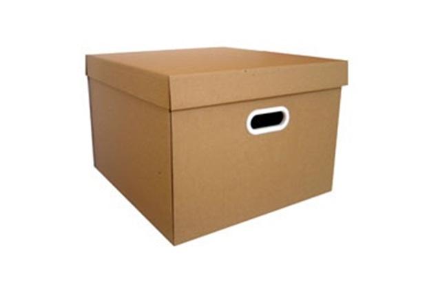 Caixa Big Box Kraft 44x41x29cm Ref. 4331 - Boxgraphia