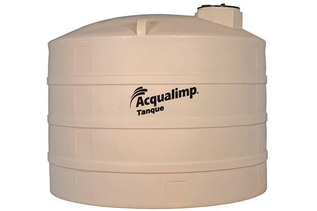 Caixa D' Água Tanque 10.000 Litros     - Aqualimp