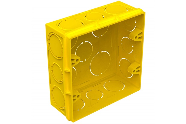 Caixa Quadrada 4x4 Tigreflex N - Tigre