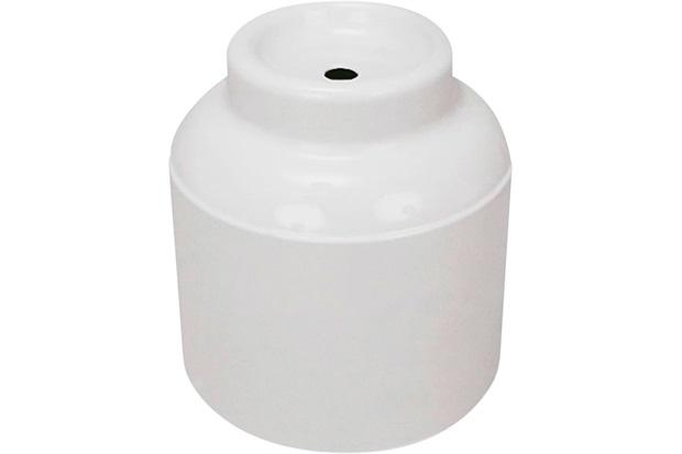 Capa em Polipropileno para Botijão de Gás Branca - Astra
