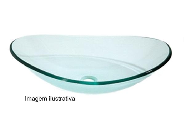 Cuba Oval 48x29x13cm Salina  Casanova  C&C -> Cuba Para Banheiro De Vidro Oval