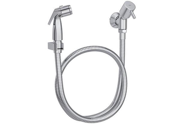 Ducha higi nica com registro link cromada deca c c for Llaves para ducha homecenter