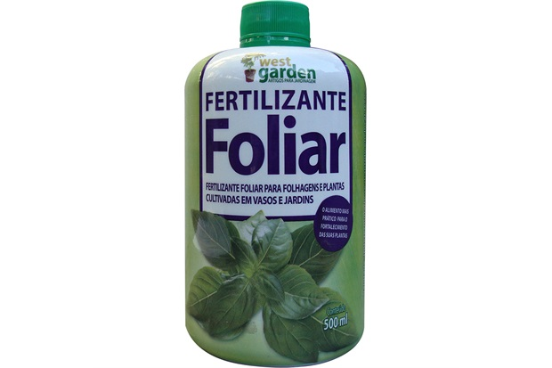 Fertilizante Foliar 500ml - West Garden
