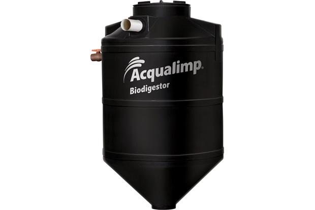 Fossa Séptica Biodigestor 1.300 Litros  - Acqualimp