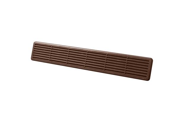 Grade de Ventilação 50x8cm Ventokit Tabaco - Westaflex