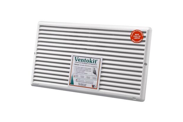 Grade de Ventilação Ventokit 35x20cm - Westaflex