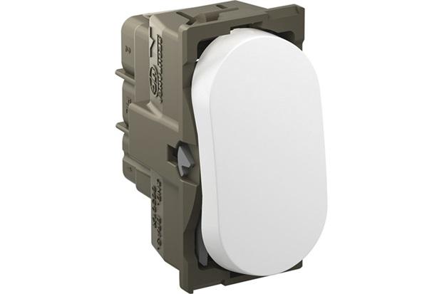 Interruptor Simples 10a Borne Automático Nereya  - Pial Legrand