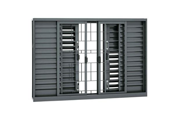 janela veneziana multiflex 1 20x2 00 m sasazaki c c. Black Bedroom Furniture Sets. Home Design Ideas