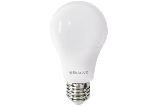 Lâmpada Led Bulbo 9w Bivolt 6500k Luz Branca - Empalux