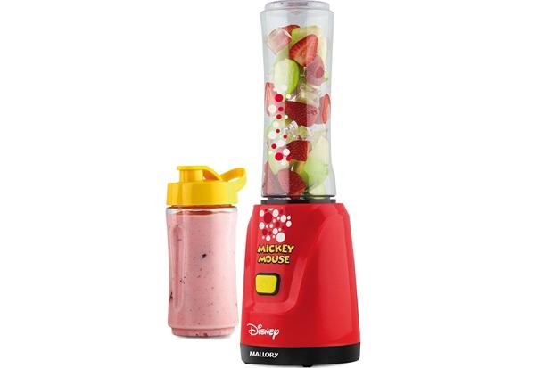 Liquidificador Individual 350w 110v Mickey Mouse Vermelho - Mallory