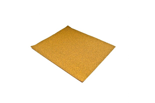 Lixa Madeira Nº 150 Amarela - 3M
