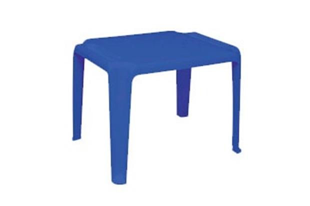 Mesa infantil dona chica azul ref 92320 030 tramontina - Mesa resina infantil ...