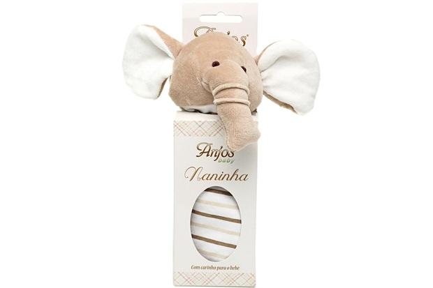 Naninha Elefantinho Jota 120119 - Anjo