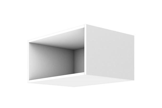 Nicho Closet Mdf 55 X 40  Ordenare  C&C -> Nicho Banheiro Cec
