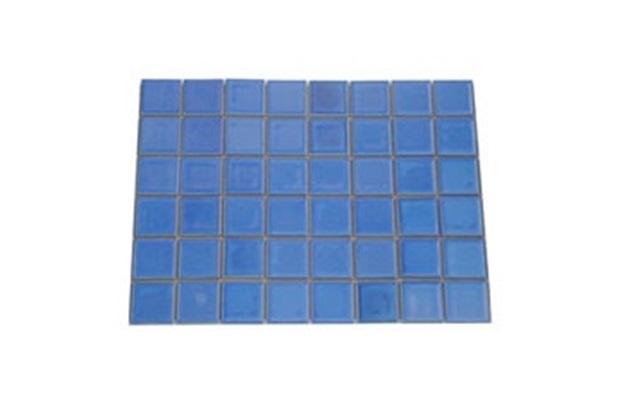 Pastilha Azul Viscaya Ref.: Jd4810 5x5 Cm Cx. 2,02 M² - Jatobá