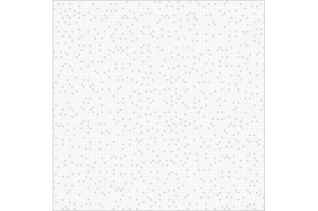 Piso Camaro Brilhante Liso Branco 45,9x45,9cm - Unigres