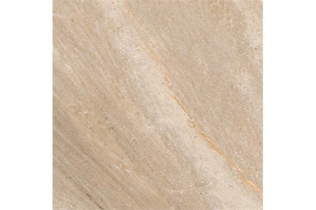 Porcelanato Esmaltado Borda Reta Stones Bianco Bege 83x83cm - Biancogres