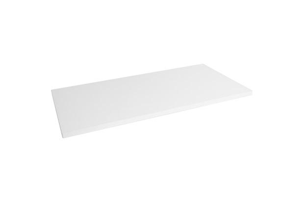 Prateleira em Mdp Decore 20x60cm Branca - Multivisão