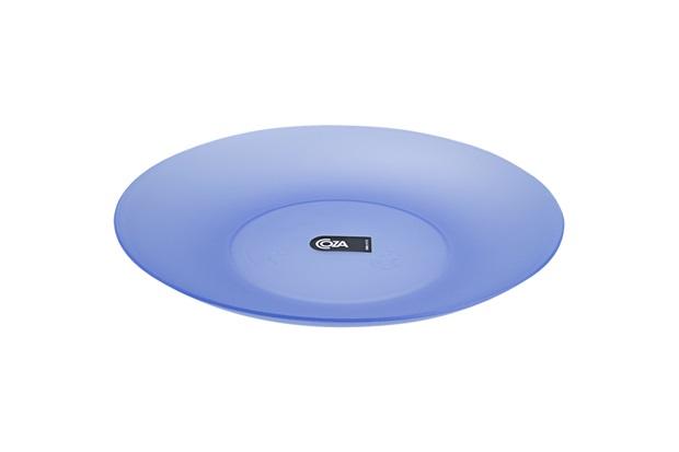 Prato de Plástico de Sobremesa Guliver Azul  - Coza