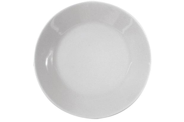 Prato de Sobremesa em Porcelana - Importado
