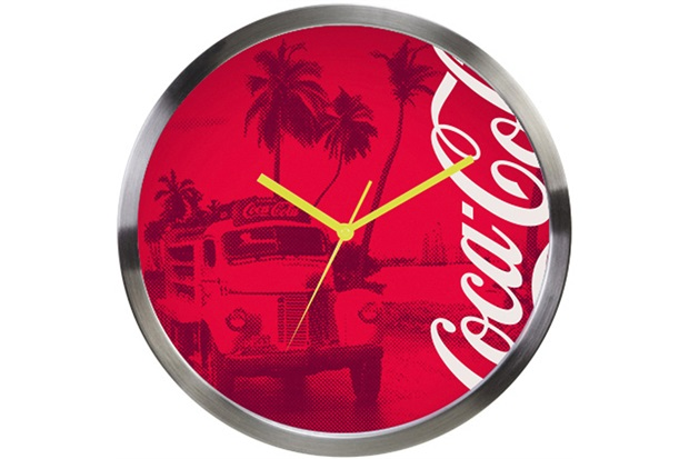 Relógio de Parede Coca-Cola Landscape Rio de Janeiro - Urban