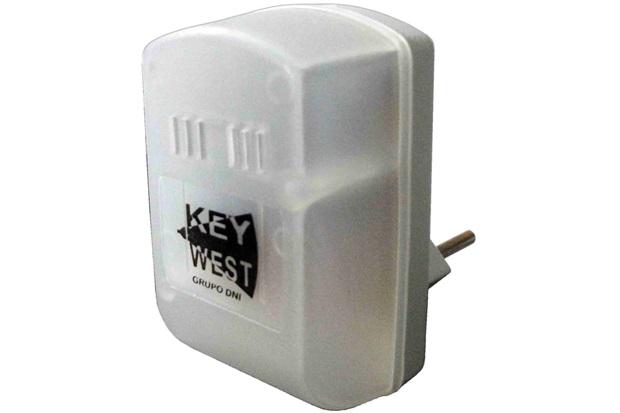 Repelente Eletrônico Bivolt para Barata Branco - KeyWest