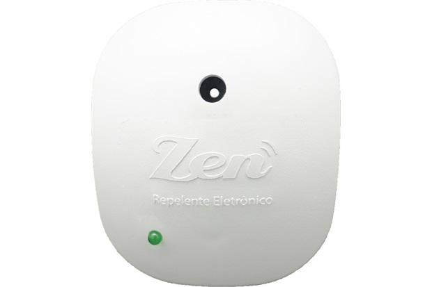Repelente Eletrônico Zen Branco Anti Mosquito          - Amicus