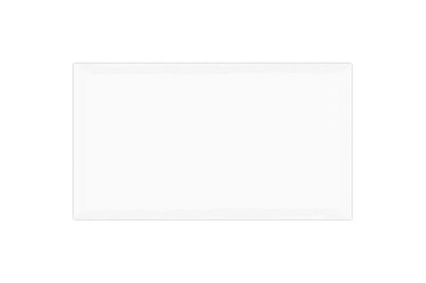 Revestimento Arhus Alto Brilho Esmaltado Branco 32x57cm - Cecafi