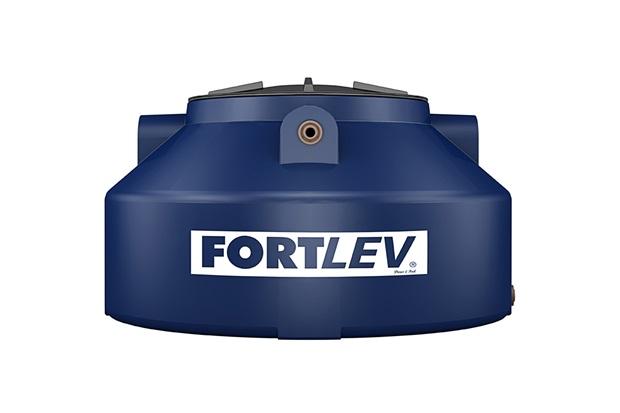 Tanque em polietileno 500 litros fortlev c c for Estanque agua 500 litros