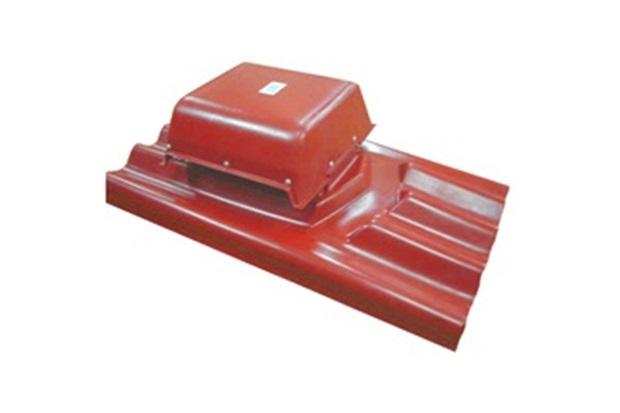 Telha para Ventilação Vermelha - Onduline