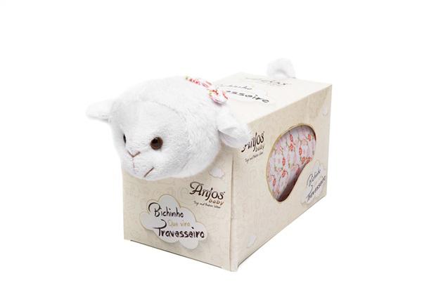 Travesseiro Ovelhinha Dolly 150125 - Anjo