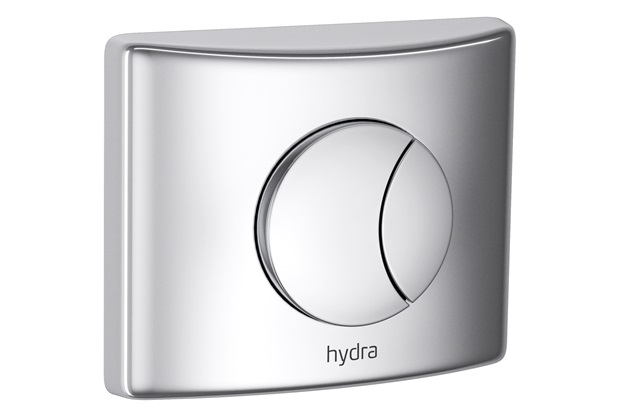"""Válvula de Descarga Hydra Duo 1.1/2"""" Cromada 2545.C.112 - Deca"""