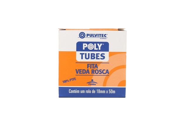 Veda Rosca Polytubes 18mmx50m - Pulvitec