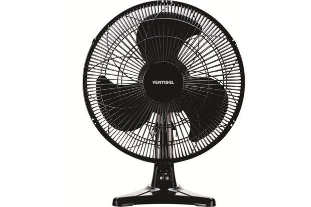 Ventilador de mesa eco preto 127v ventisol c c - Fotos de ventiladores ...